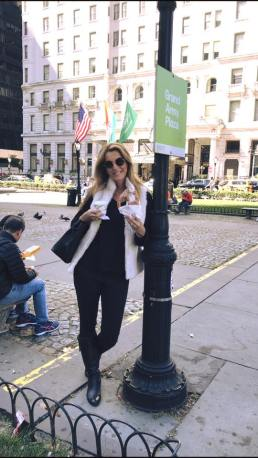 Patria en Nueva York