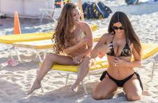 claudia-romani-and-melissa-lori-in-bikinis-at-a-beach-in-miami-2018-05-13-09